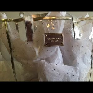Michael Kors Bags - Michael Kors clear bag
